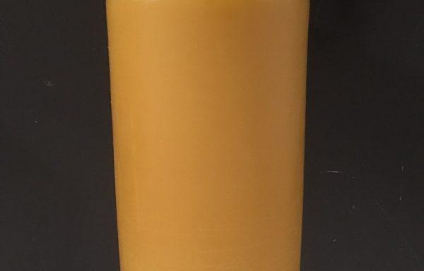 Bienenwachs Kerze  – Modell Stumpen 11